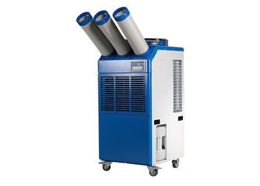 Outdoor Floor Standing Small Spot Cooler Industrial Compressor 6.5KW
